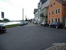 Das Laubegaster Ufer im Dresdner Osten