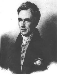 Bernhard August von Lindenau