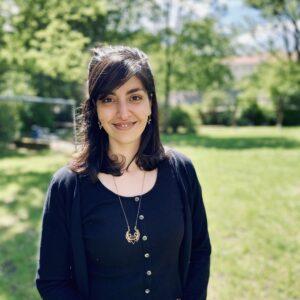Rasha Nasr, Büroleiterin